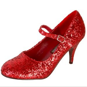 Dorothy Ruby Red Shoes